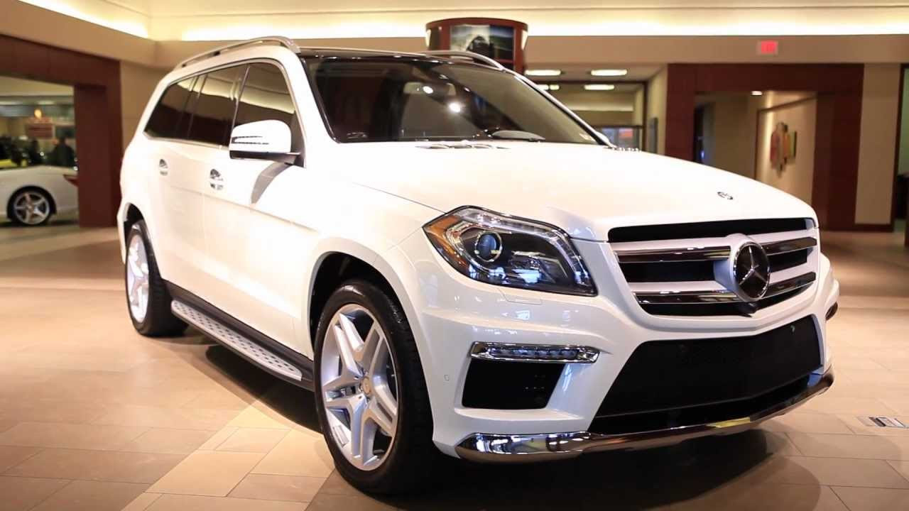 2013 Mercedes-Benz GL-Class Walkaround - YouTube