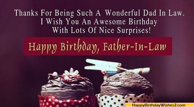 100 Birthday Wishes Messages Quotes For Father In Law