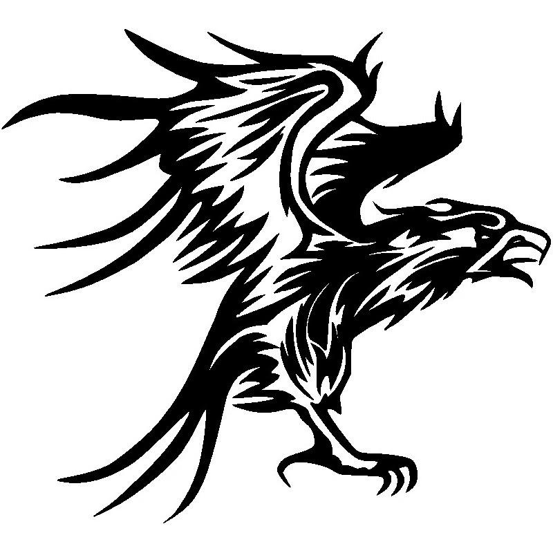 Aufkleber Fur Auto Autoaufkleber Wandtattoo Wandaufkleber Folie Klebefolie Autoaufkleber Adler Motiv Vogel Vogel