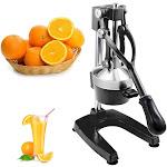 ZOKOP Commercial/Home Grade Citrus Juicer Hand Press, Manual Fruit Juicer, Fruit Juice Squeezer