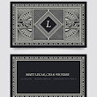 Elegant & Decorative Business Cards Set | Design3edge