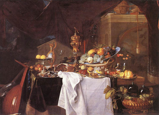 "Looking into the core of a painting: how Henry Matisse opened up Jan Davidsz. de Heem's ""Table of Desserts"" – Art of Seeing"