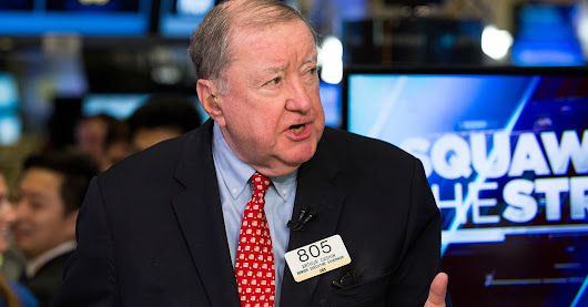 Art Cashin: Trump crises finally hit stocks as concerns mount over GOP defections
