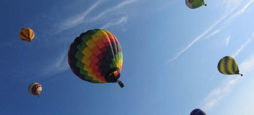 Η Καλαμάτα καινοτομεί -Ξεκινούν πτήσεις με αερόστατα, δημιουργείται βάση