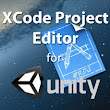 XCode project editor