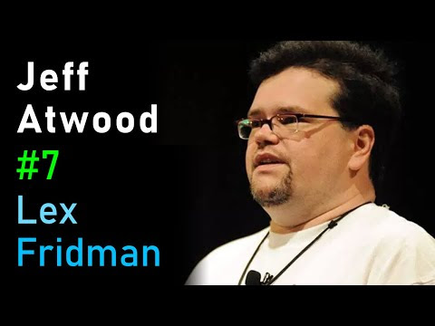 MIT AI: Stack Overflow and Coding Horror (Jeff Atwood)