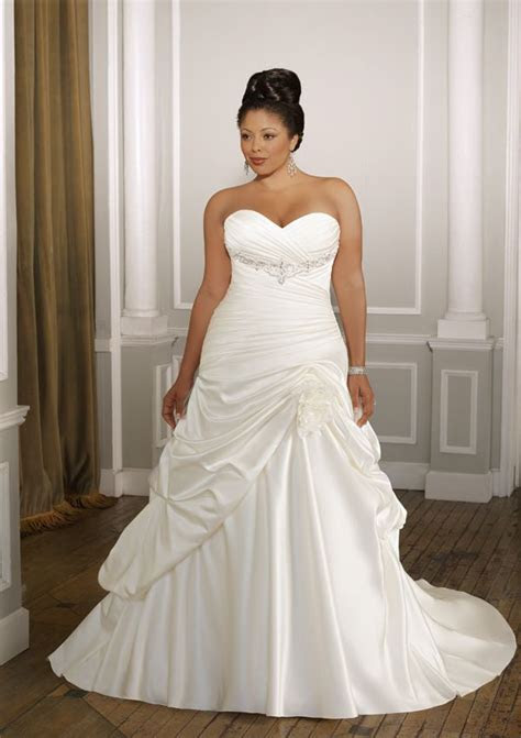 Plus Size Wedding Dresses   Julietta by Mori Lee Style