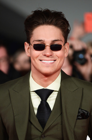 Joey Essex - Arrivals at the National Television Awards — Part 2