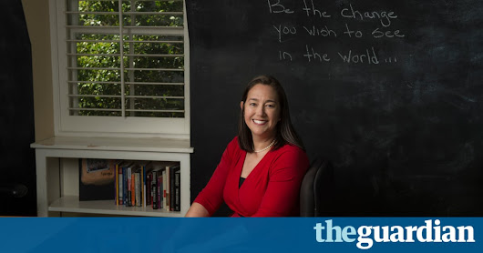Teacher who used stories to tackle gang violence: 'People are fearful of talking about inequality' | Teacher Network | The Guardian