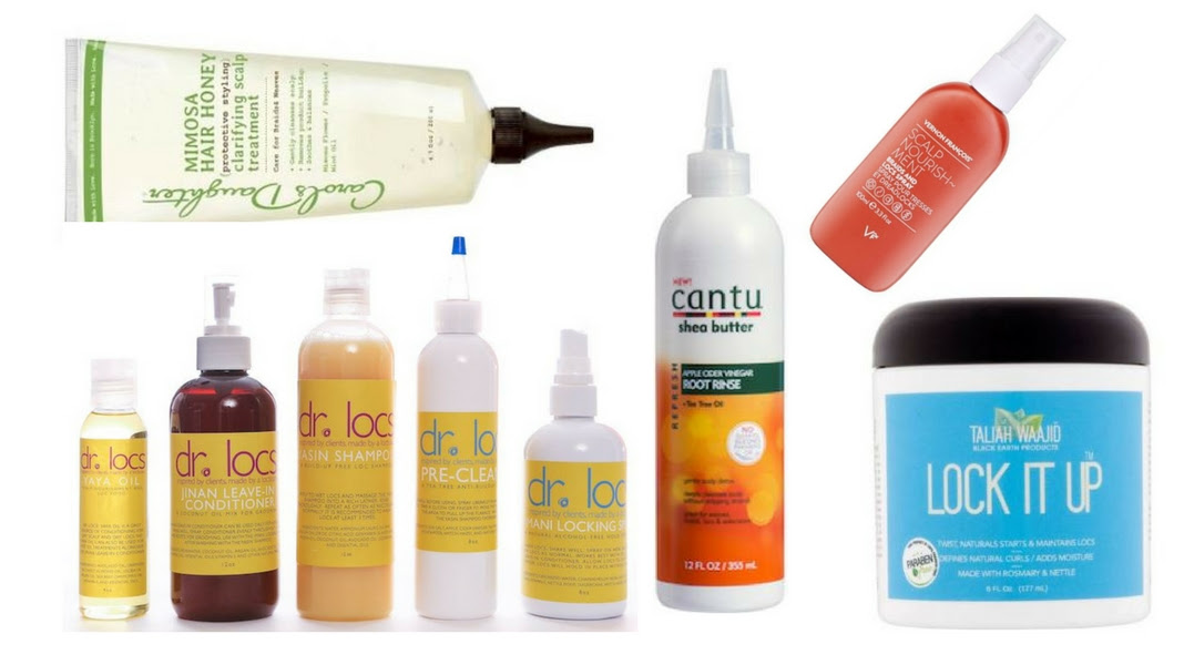 5 Products You Should Try That Are Specifically Made For Locs Madamenoire
