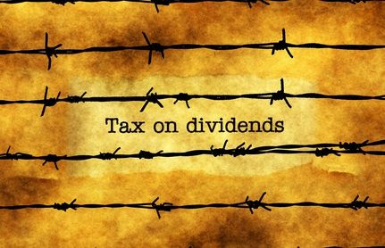 Dividend tax changes from April 2018