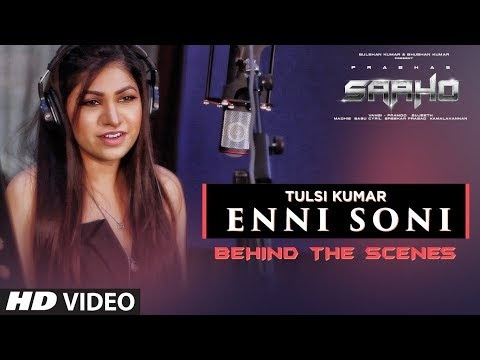 Saaho Enni Soni - Ye Chota Nuvvunna Video Song by Tulsi Kumar
