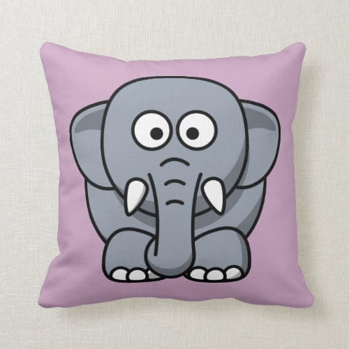 Throw Pillows I Love: Fun Cartoon Animal Inspired Throw Pillows