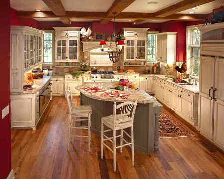 Country Kitchen Old House Web