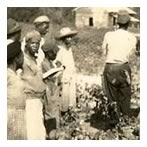 Historical Photos of late 19th and early 20th century Macon County, Alabama.  Source is University Archives, Tuskegee University, Tuskegee, Alabama.
