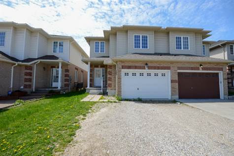 155 WINDALE CRESCENT, Kitchener, Ontario, For Rent by Khalid Zaffar