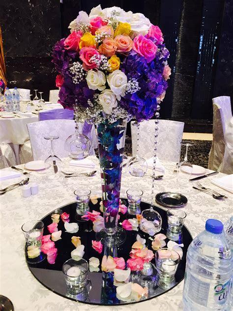 Wedding Flower Decoration or Koshas by Blossom Avenue
