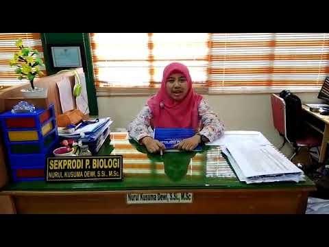 Ucapan Selamat Dari Ibu Nurul Kusuma Dewi, S.Si., M.Sc. Dari Universitas...