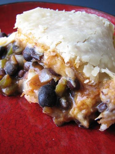 Black Bean Pie II