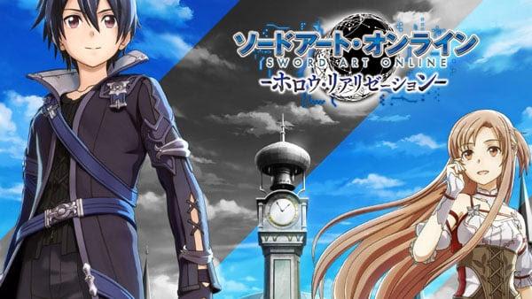 Resultado de imagem para Sword Art Online: Hollow Realization