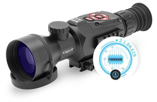 ATN Announces the X-Sight II's Smart Shooting Solution Has Been Activated : American Technologies Network, Corp.