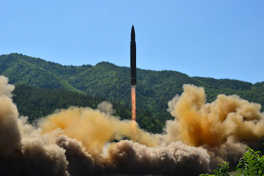 33 Minutes (Or Less) Is All It Would Take for a Nuclear ICBM To Strike America | The National Interest Blog