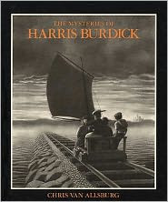 The Mysteries of Harris Burdick. Chris Van Allsburg by Chris Van Allsburg: Book Cover