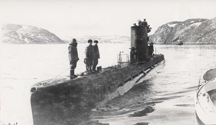 подводные лодки после войны
