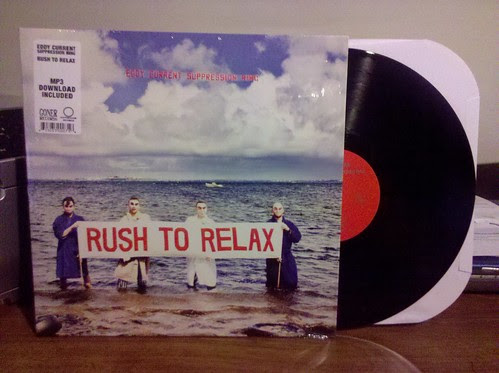 Eddy Current Suppression Ring - Rush To Relax LP by factportugal