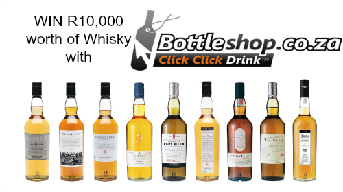 Win R10,000's Worth of Whisky