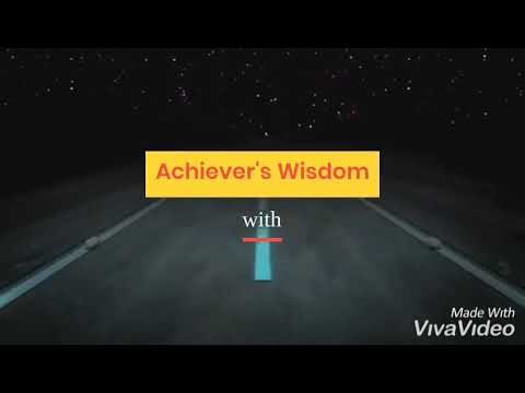 Achievers Wisdom with Balogun M. Adewale: Don't be Discourage, You Are One Step Fowrad