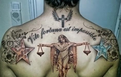 Good Vs Evil Tatoos Tattoos Designs Ideas