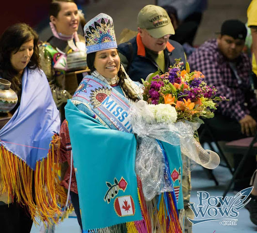 2016 Miss Indian World – Danielle Ta'Sheena Finn