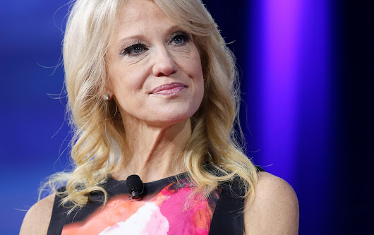 Law professors file misconduct complaint against Kellyanne Conway
