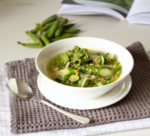 """End of Spring"" Minestrone 1"