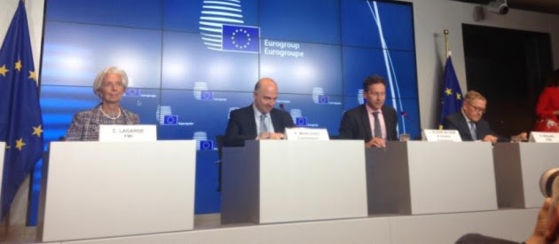 Eurogroup Live: Μοσκοβισί: `Σπουδαία συμφωνία` - Ντάισελμπλουμ: `Μπαίνουμε στο τελευταίο έτος του προγράμματος`