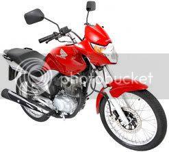 Nuova CG 150 Titan Mix - motoflex
