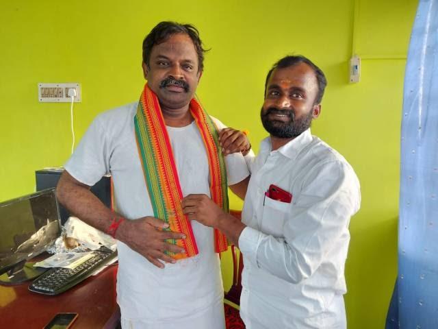 பாஜக மாநில செயற்குழு உறுப்பினர் கல்யாணராமன், மீது குண்டர் சட்டத்தின் கீழ் நடவடிக்கை