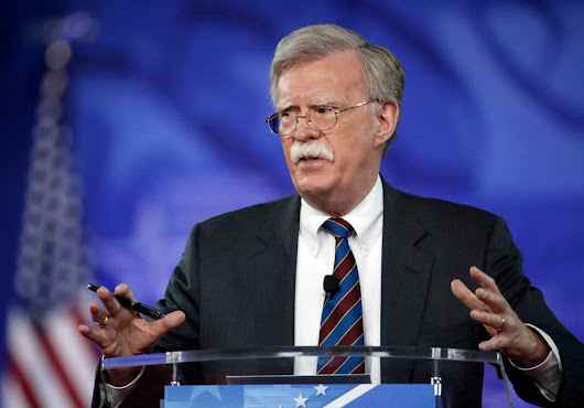 John Bolton is set to clash with some of the United States' closest allies - The Washington Post