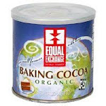 Equal Exchange Baking Cocoa 8 Oz -Pack of 6
