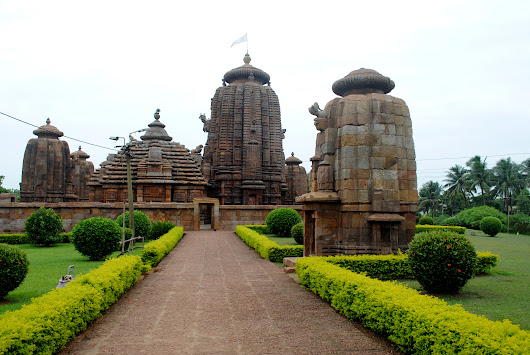 Brahmeshwar Temple Bhubaneswar -Another Centre for Tantric