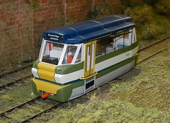 O Gauge Parry People Mover