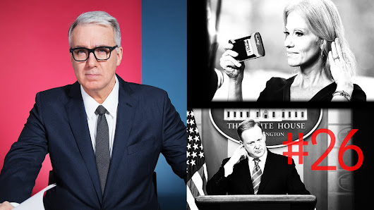 "Keith Olbermann on Twitter: ""NEW: To save the nation from Trump, media must stop showing his propaganda live, unedited, without factchecks """