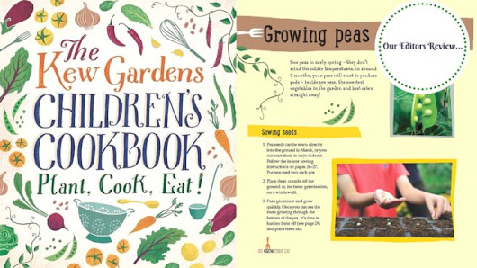 Page Turner: The Kew Gardens Children's Cookbook |