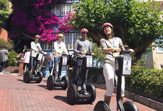 What are the 5 Best Segway Tours in San Francisco? «  Segway Tours Worldwide – Over 740 Guided Segway & Ninebot Tours, Activities and Rentals