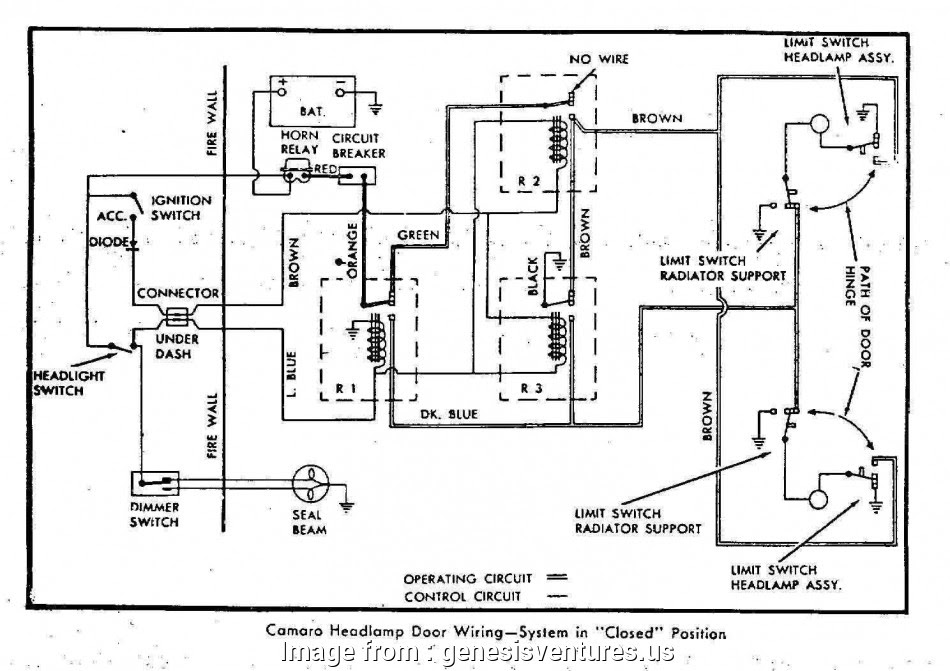 Wiring Diagram Gallery: Light Switch Ford Headlight Switch