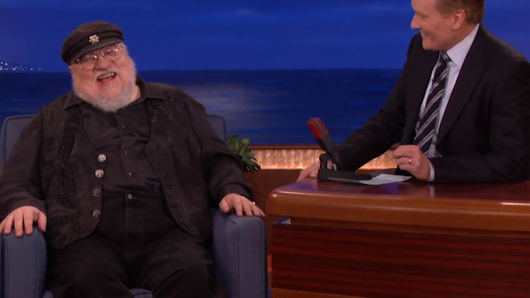 'Game of Thrones' author George R.R. Martin explains why he writes on a DOS machine