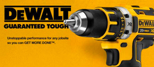 DEWALT® Announces New Electrical, Plumbing, and Mechanical Tools