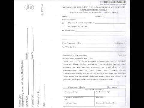 Hdfc regalia forex card application form