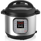 Instant Pot Duo 7-in-1 Programmable Pressure Cooker, 6 qt, Silver